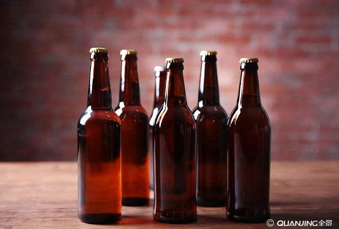 啤酒瓶-棕色玻璃瓶-玻璃瓶生产chang家