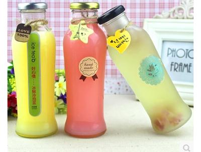 饮料瓶-shi品玻璃瓶-玻璃瓶公司