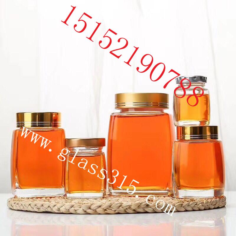 蜂蜜瓶-蜂蜜玻璃瓶-蜂蜜瓶生产chang家